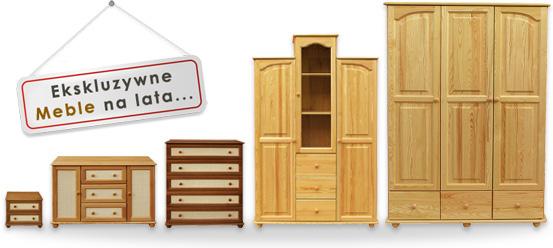 producent mebli drewnianych meble sosnowe szafy komody